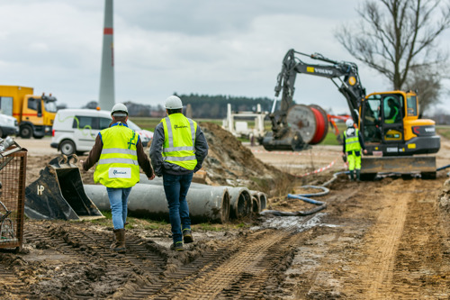 Fluvius rondt verzwaring elektriciteitsnet in Retie, Dessel en Mol af