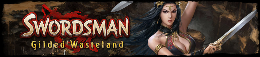 La première extension de Swordsman, Gilded Wasteland, sortira cet automne