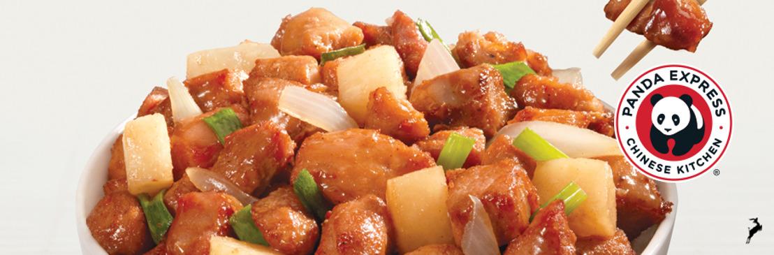 Este mes patrio, Panda Express presenta Char Siu BBQ Carnitas, un platillo con el delicioso toque mexicano