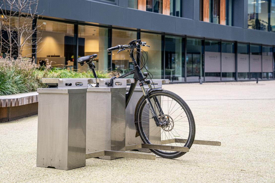 De HAVN maakt dagelijks gebruik van e-bike comfortabeler voor e-bikers, bedrijven en gemeenten