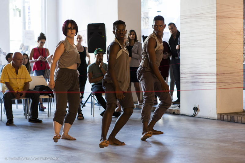 We, The Transposed with Kristy Brown, Awive November and Vuyo Mahashe - credit Oscar O'Ryan for Darkroom Contemporary