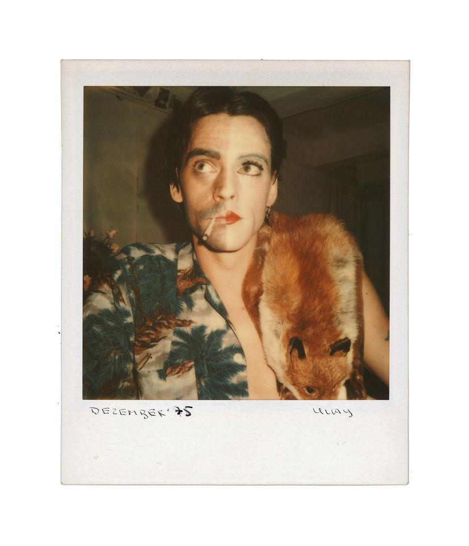 Ulay : S'he, 1973 - (c) Ulay / collectie kunstenaar