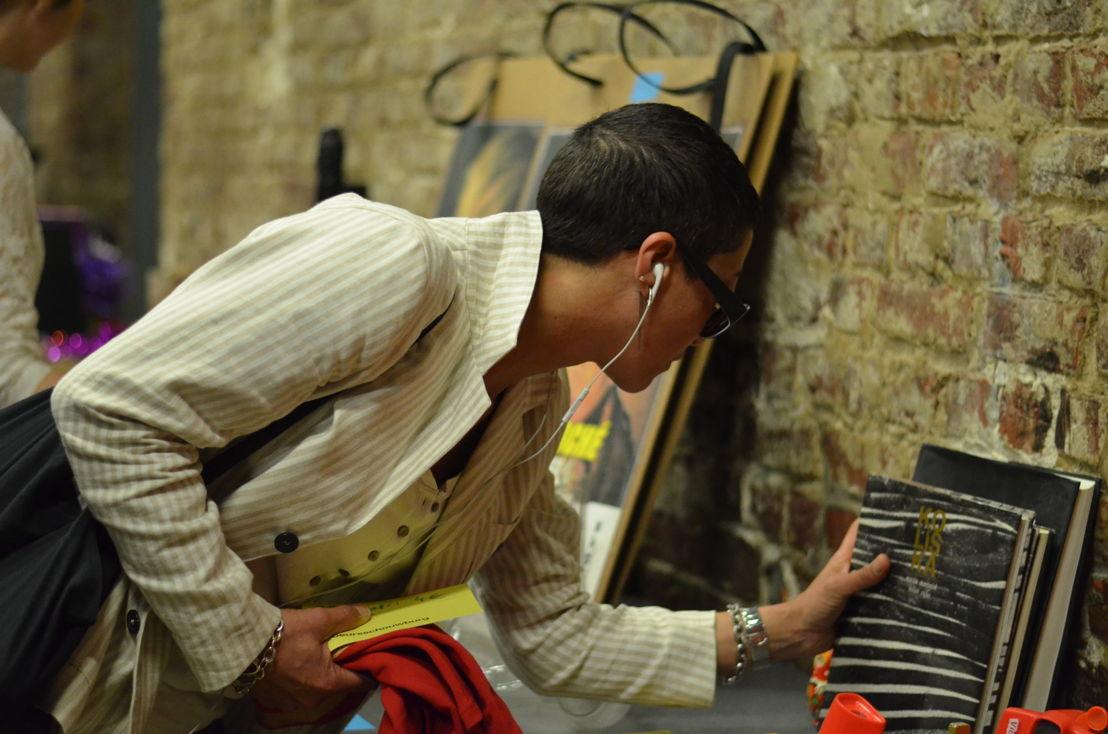 7/06 Garage Sale @ Beursschouwburg - foto: Despina Vassiliadou