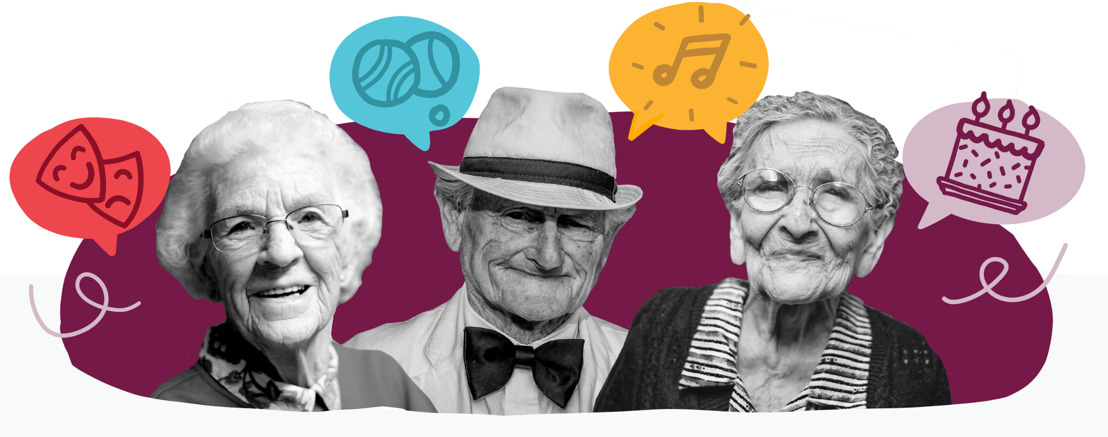 Werelddag dementie: Digitale dienst brengt terug meer empathie in woonzorgcentra