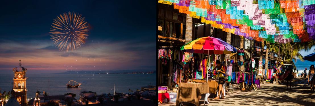 Choose Puerto Vallarta & Riviera Nayarit for a New Year's Break in Paradise