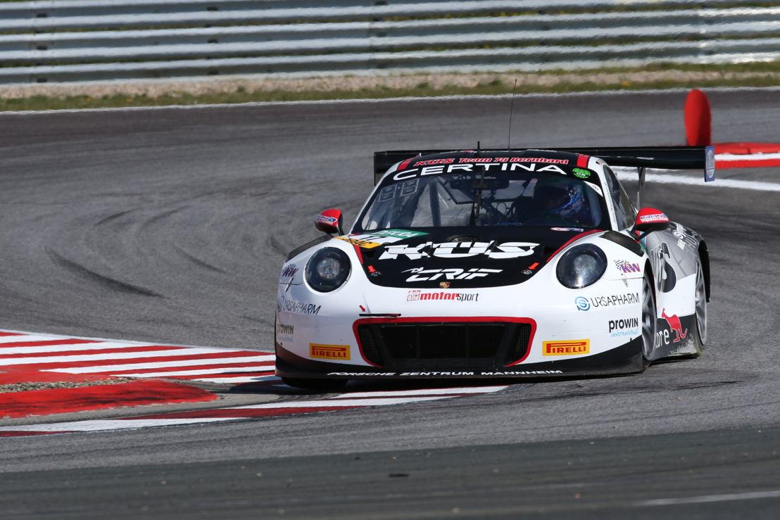 Porsche 911 GT3 R: KÜS Team75 Bernhard