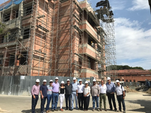 One Size Fits All: WSDG Breaks Ground on New Music Complex at Colombia's Universidad ICESI