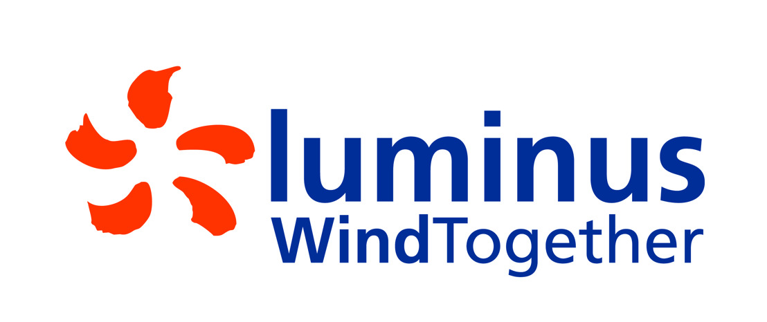 Un dividende de 4,4 % pour les coopérants de Luminus Wind Together*
