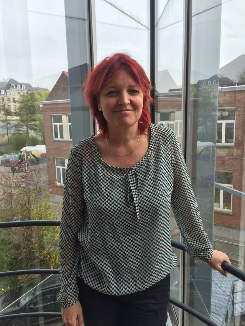 May-Britt Verhoeven, Head of Production at Havas WW Brussels