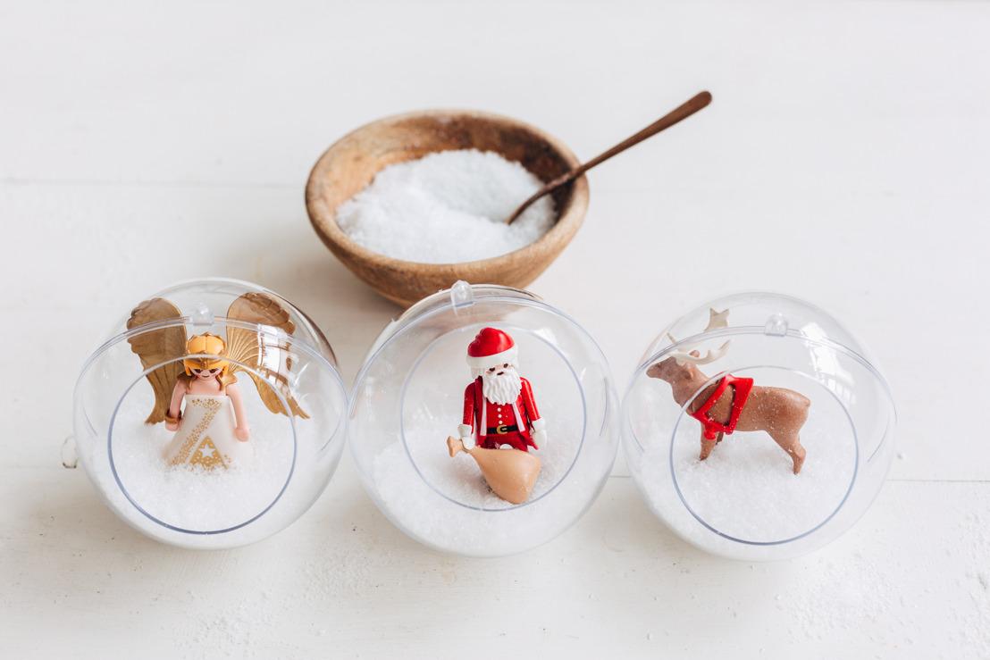 Kerstknutselen met PLAYMOBIL®