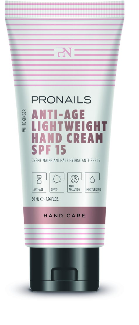Anti-Age Hand Cream Light