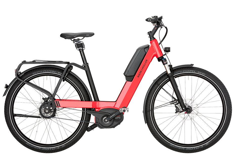 Nevo - e-touring bike