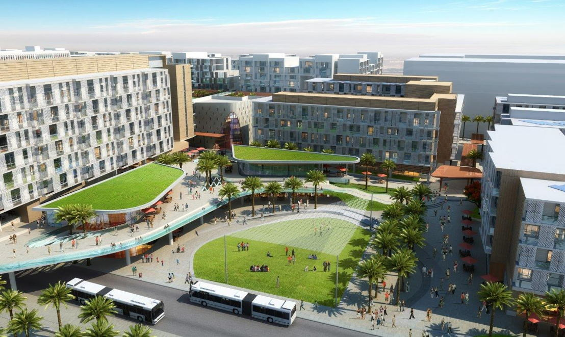 Masdar Institute Neighbourhood