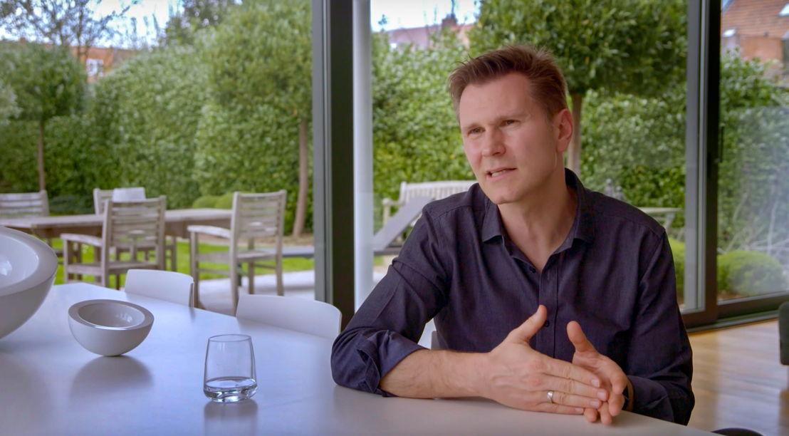 Wim De Vilder vandaag - (c) VRT