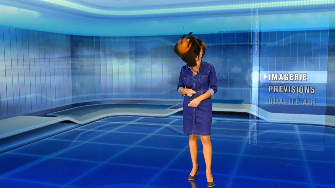 Air en CAP48 stellen « The Unlucky TV Host » voor.