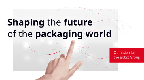 BOBST's new industry vision is shaping the future of the packaging world