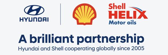 """""""A Brilliant Partnership"""", una alianza entre Hyundai y Shell."""