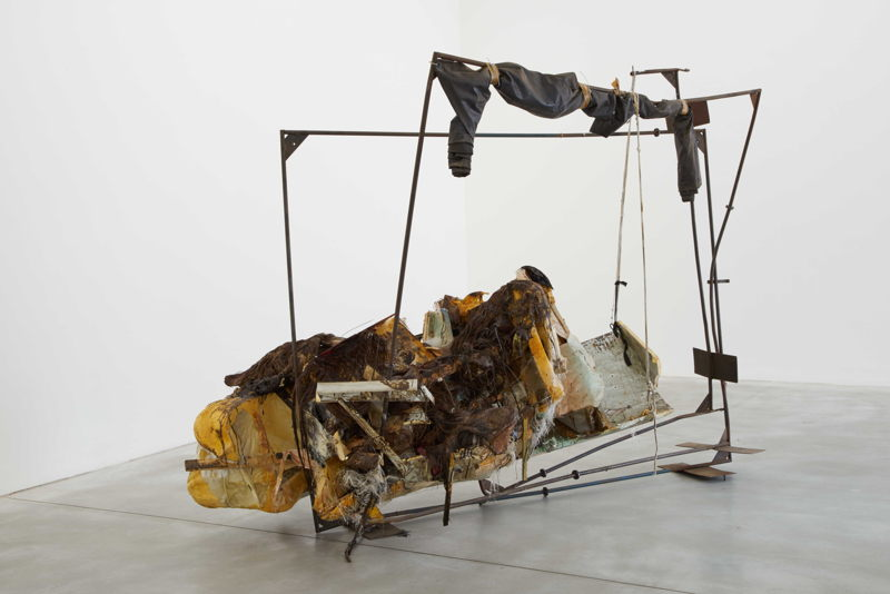 Peter Buggenhout, Gorgo #26, 2012<br/>M – Museum Leuven, 2015<br/>Photo: Dirk Pauwels