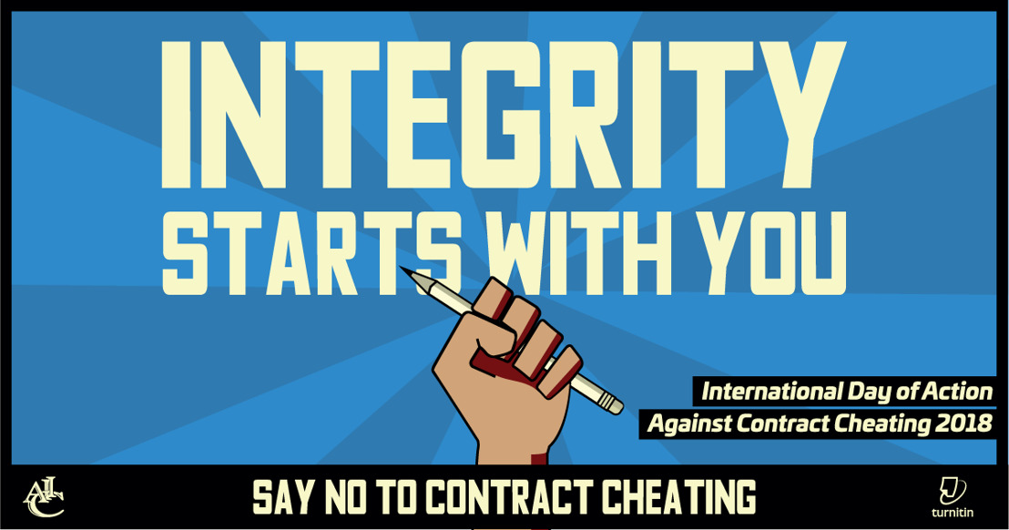 International Day of Action on October 17 Will Draw Attention to the Growing Threat of Contract Cheating