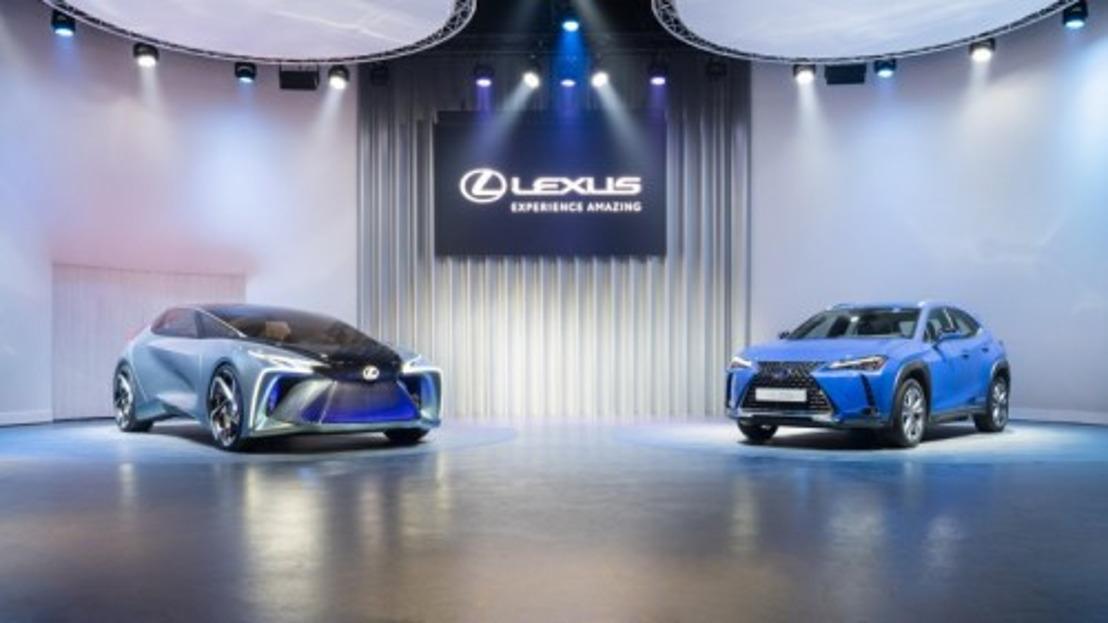 LEXUS ANNONCE TROIS PREMIÈRES EUROPÉENNES POUR LE SALON AUTOMOBILE DE GENÈVE 2020
