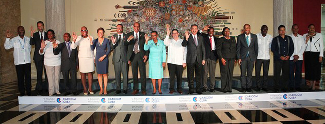 OECS Represented at XXII Meeting of the Council of Ministers of the Association of Caribbean States and the V CARICOM-Cuba Ministerial Meeting