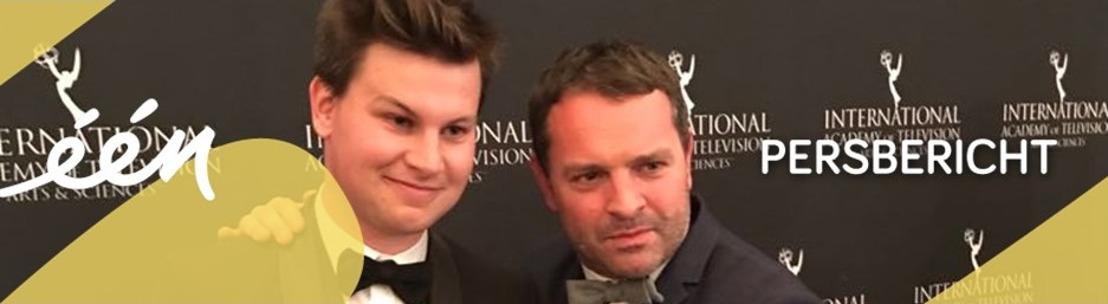 Sorry voor alles wint prestigieuze International Emmy Award in New York