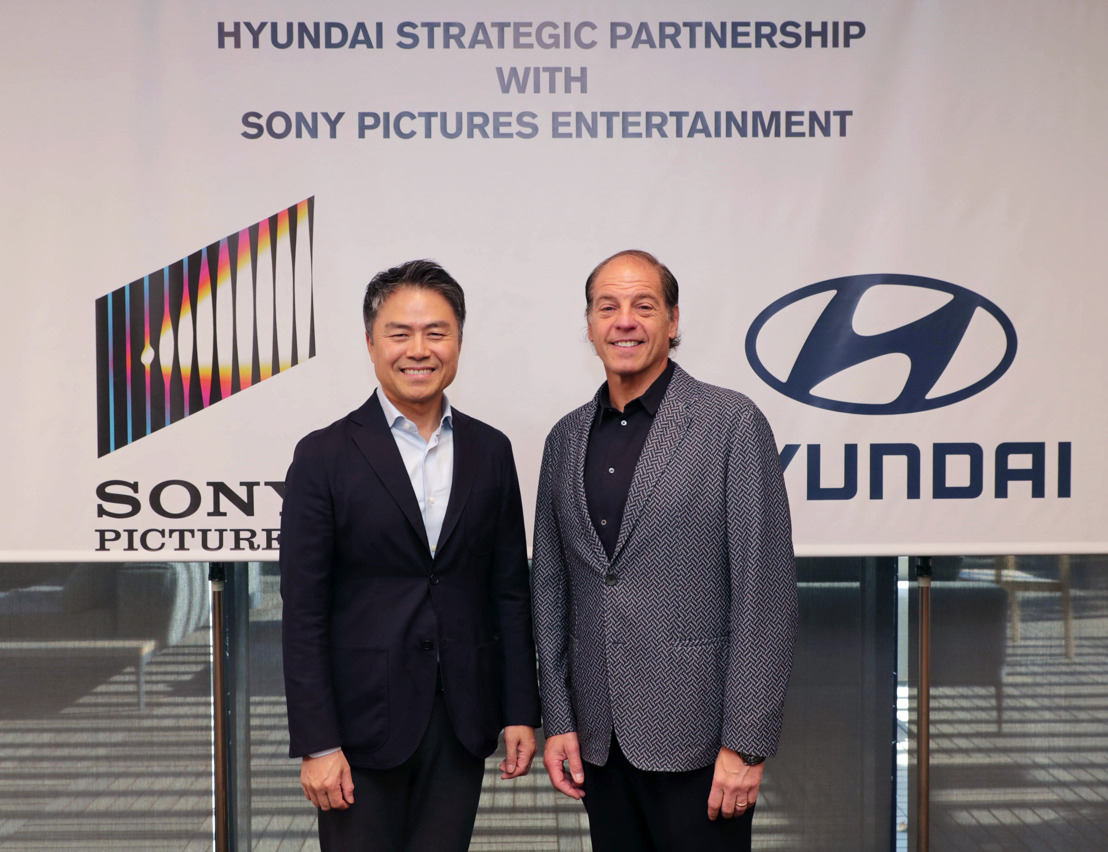 Hyundai Motor e Sony Pictures Entertainment annunciano una partnership promozionale multi-picture unica e pionieristica