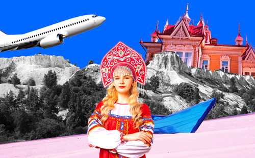 Aviasales представляет первый интерактивный гид для путешествий по России Aviasales Most Searched 2020