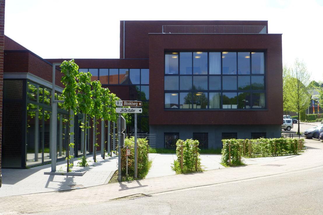 Residentie Vijverplein in Zutendaal: Studio's en een fietscafé aan Nationaal Natuurpark