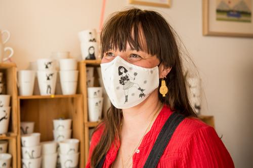 Kom op tegen Kanker verkoopt mondmaskers ten voordele van jongerenwerking