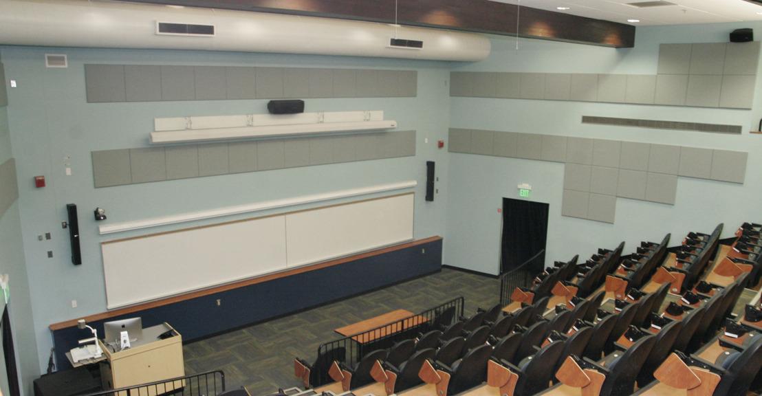 La Universidad de Towson renueva su Laboratorio de Tecnología y Medios con sistemas de audio de Bose Profesional