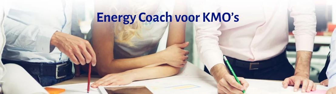 Persuitnodiging: Agoria helpt Vlaamse technologische KMO's met energiebesparing