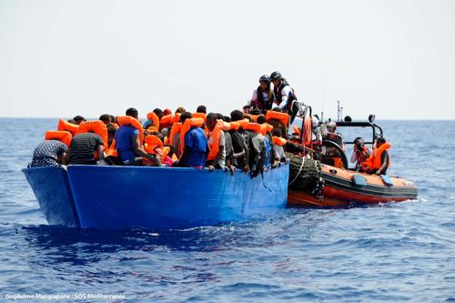 Update: Aquarius op weg naar veilige haven Malta