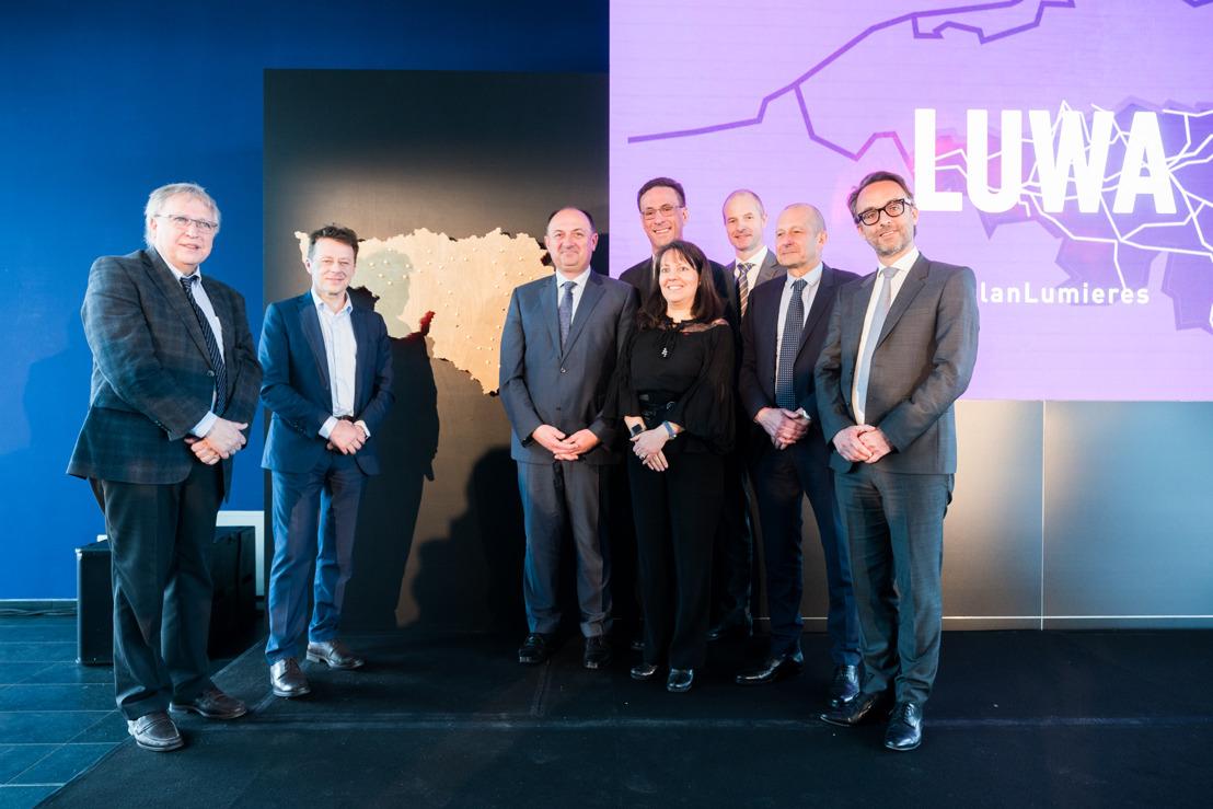 Lichtplan 4.0: De Waalse autosnelwegen zetten een stap naar de toekomst