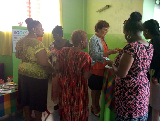 Opening Ceremony of Gutter Village Rehabilitation Centre, Commonwealth of Dominica.