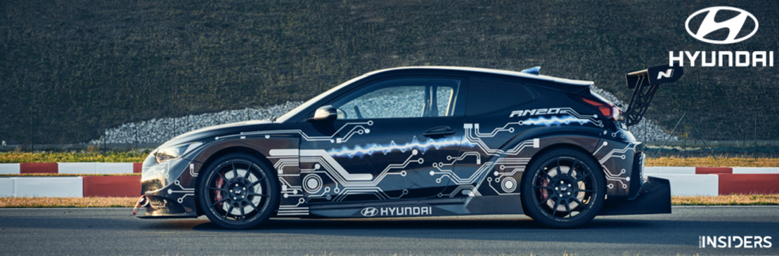 RM20e Racing Midship, el prototipo de automóvil deportivo eléctrico, introduce la próxima generación de Hyundai N Performance