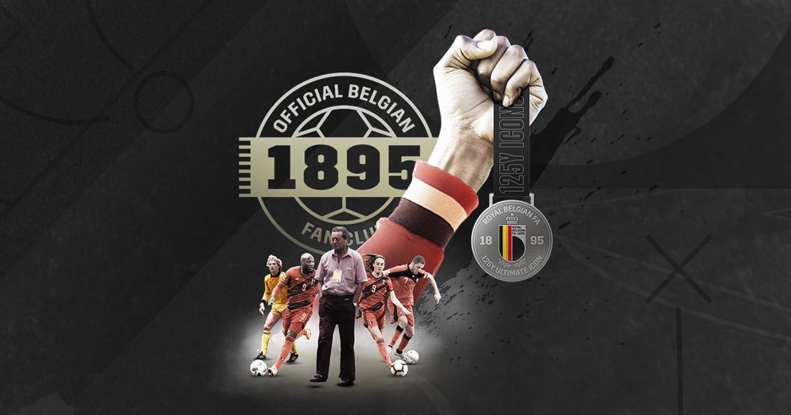 L'Union Belge recherche la personnalité qui aura marqué les 125 ans d'histoire du football national pour lui donner le titre d'Ultimate Icon