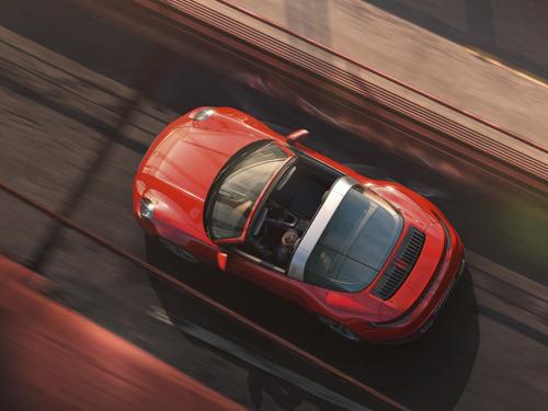 L'icône du style des 911 entre dans sa huitième génération