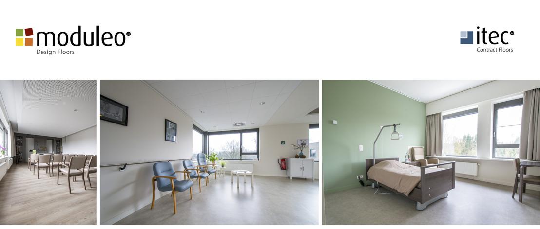 Goed leven in Huize Nazareth dankzij LVT en heterogene vloeren