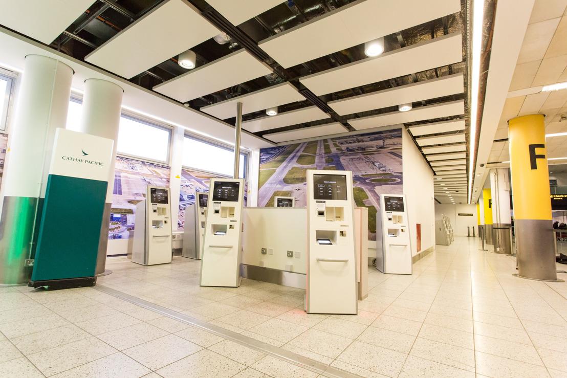 Breeze through airport formalities
