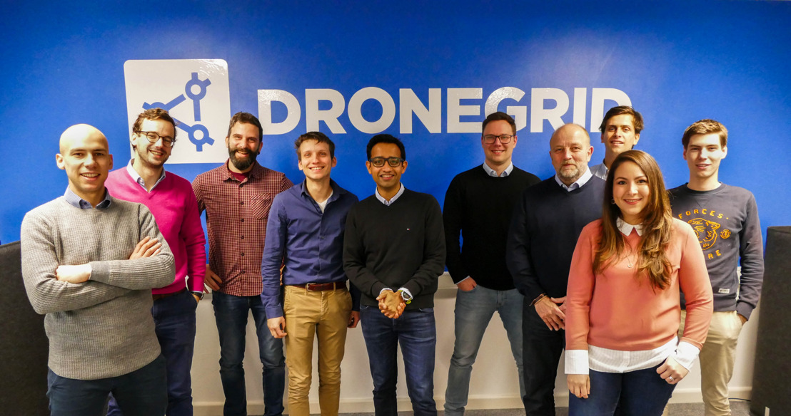 DroneGrid verwerft VITO-beeldverwerkingstechnologie