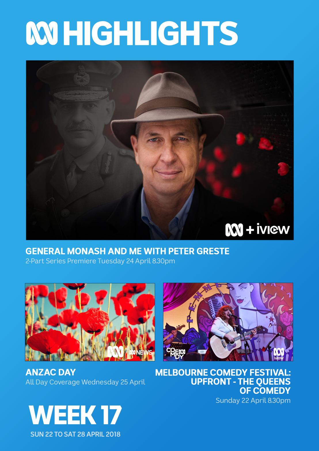 ABC TV Program Highlights - Week 17