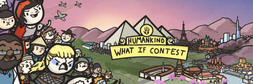 """AMPLITUDE IS LAUNCHING THE OFFICIAL HUMANKIND """"WHAT IF"""" CONTEST"""