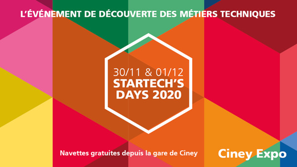 Preview: Report des Startech's Days