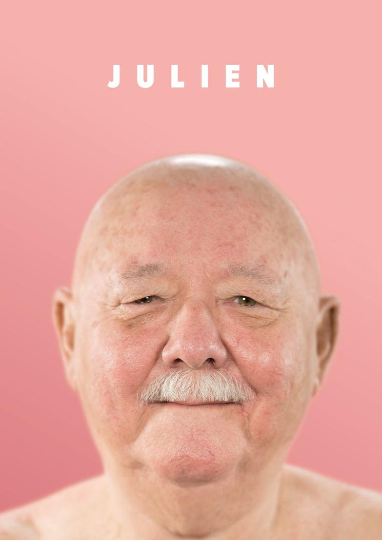 Julien, 84 jaar, weduwnaar.<br/>Gent.