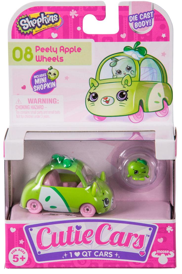 Single Pack Peely Apple Wheels