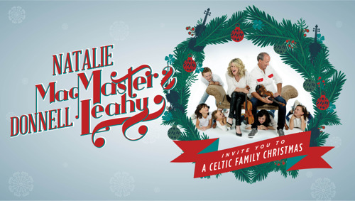 Preview: JUNO Award Winners Natalie MacMaster & Donnell Leahy Return With A Celtic Family Christmas Tour