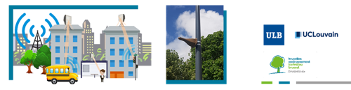Bruxelles lance un projet pilote pour suivre en temps réel l'exposition aux champs électromagnétiques