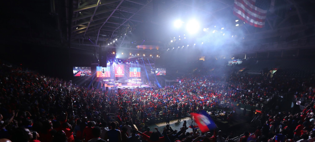 Powersoft Keeps Tabernacle of Glory Amped Up for Four Days with X Series and T Series amplifier platforms at University of Miami's Watsco Center