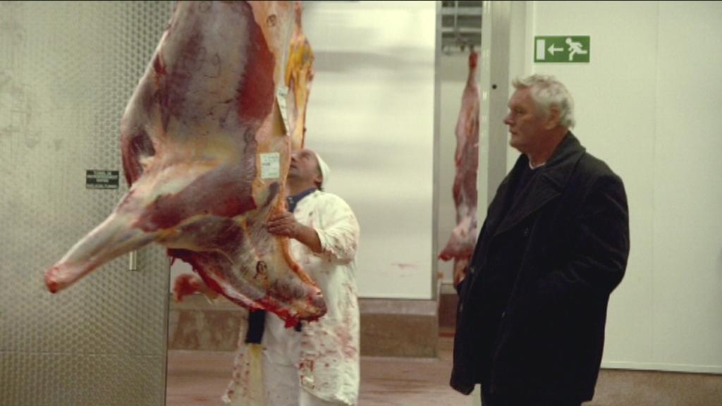 Wilde keuken aflevering 5 - Paard - Wouter met paard - (c) VRT - NTR